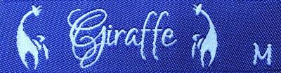 Etiqueta Giraffe