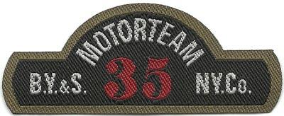 Etiqueta Motor Team