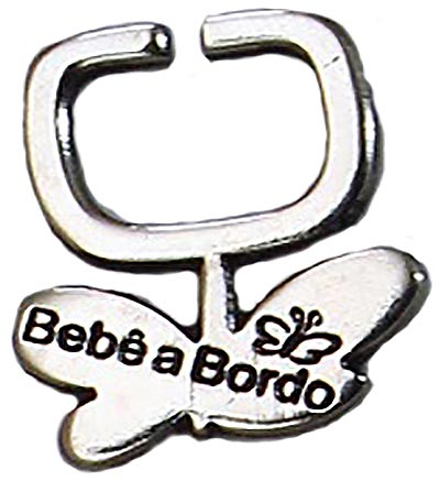 Etiqueta Bebê a Bordo