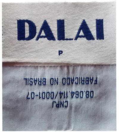 Etiqueta Dalai