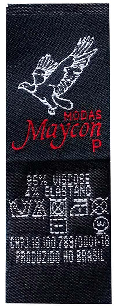 Etiqueta Modas Maycon